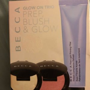 Becca Glow On Makeup Trio Limited Edition Primer
